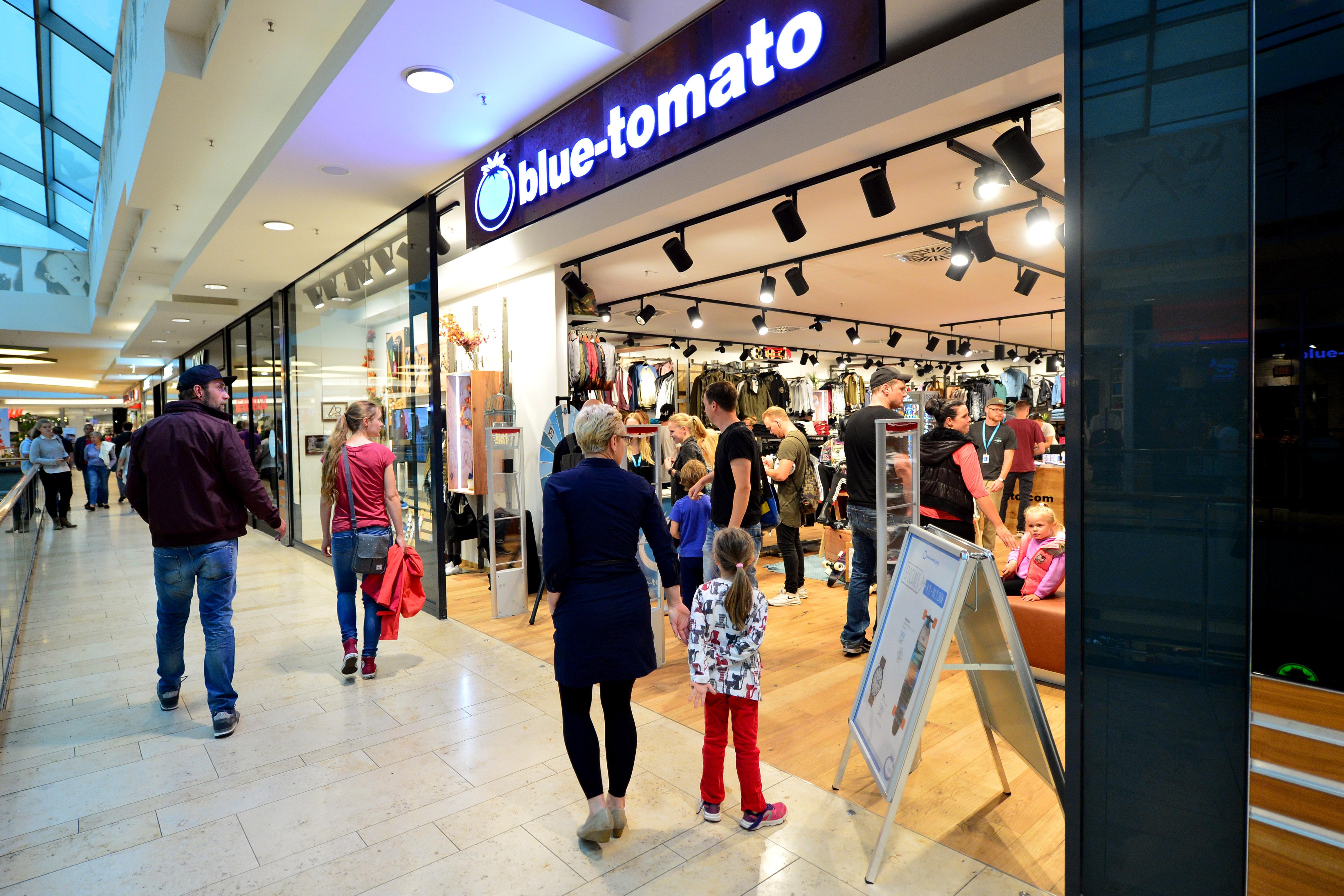 Blue Tomato Shop Hannover
