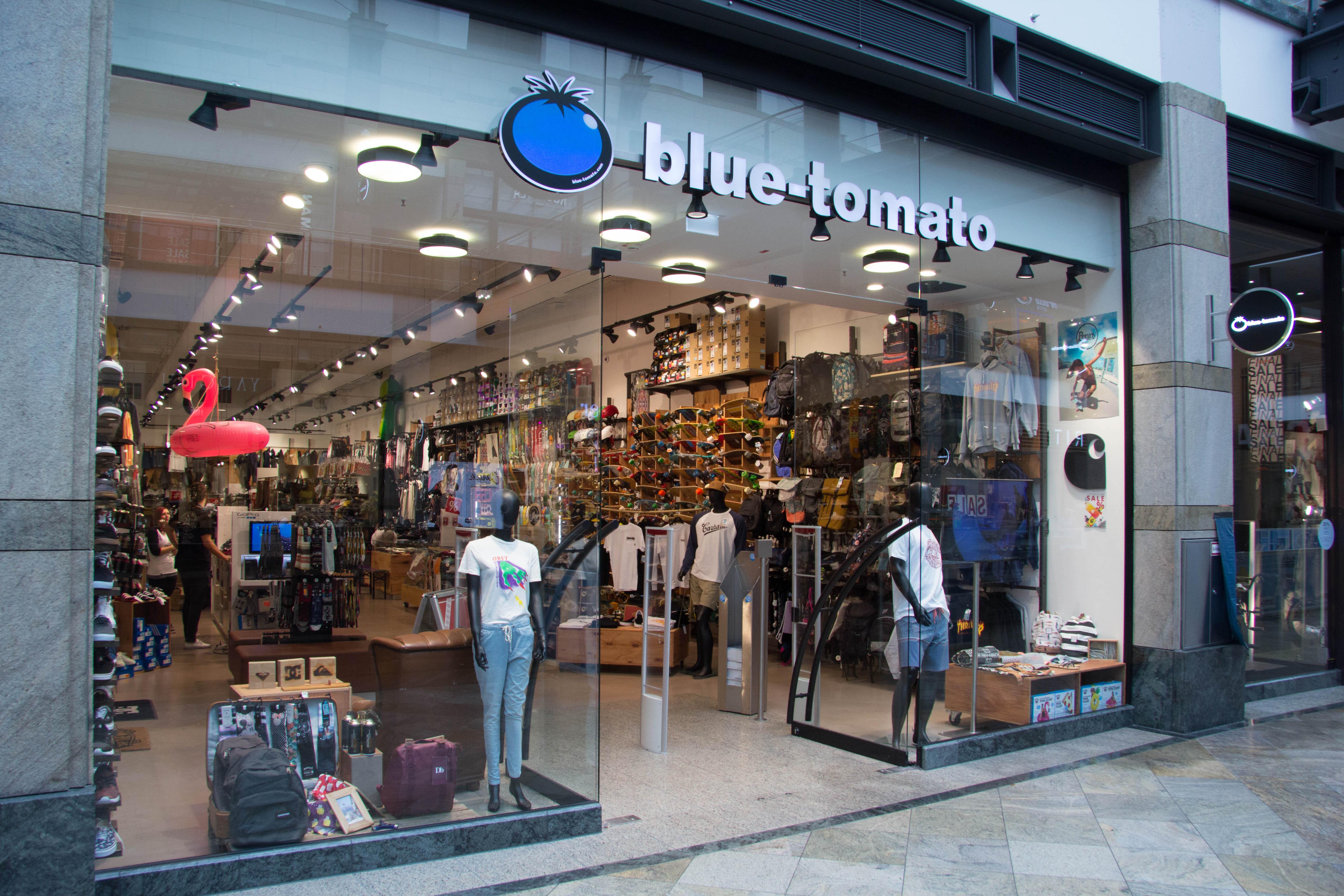 Blue Tomato Shop Oberhausen