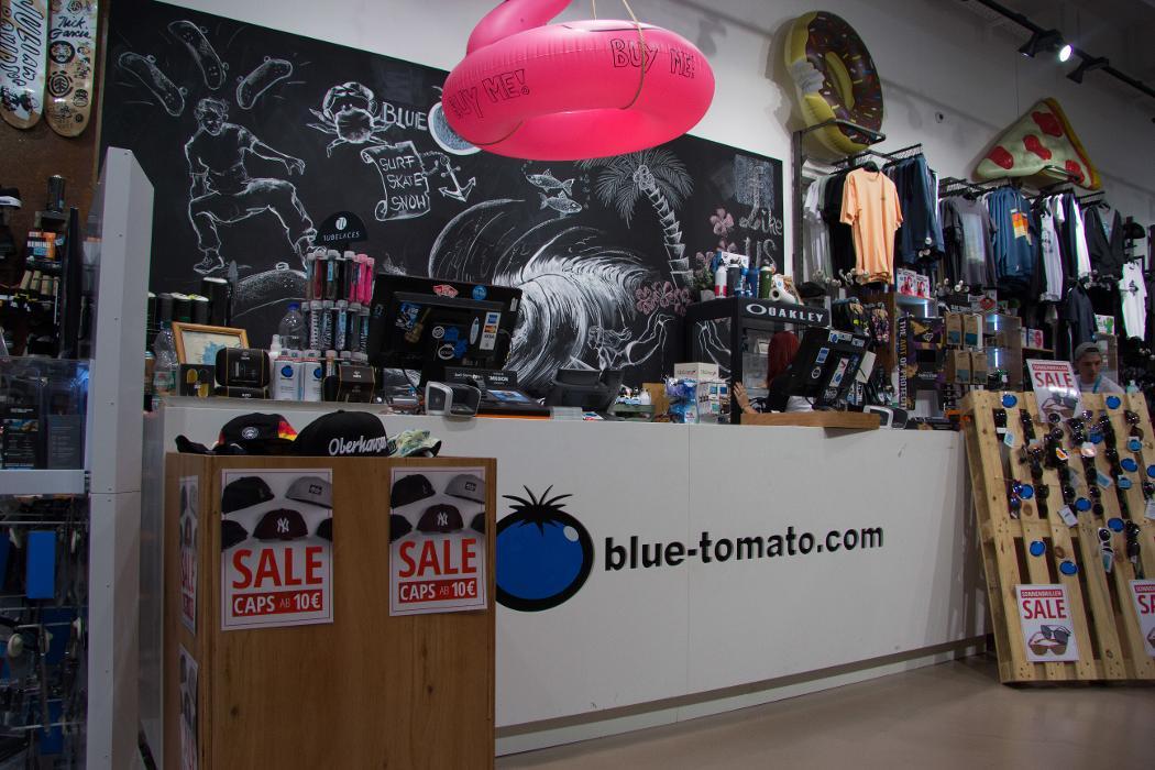 Blue Tomato Shop Oberhausen, Centroallee in Oberhausen
