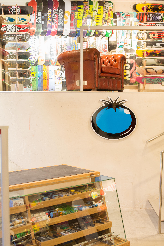 Blue Tomato Shop Freiburg