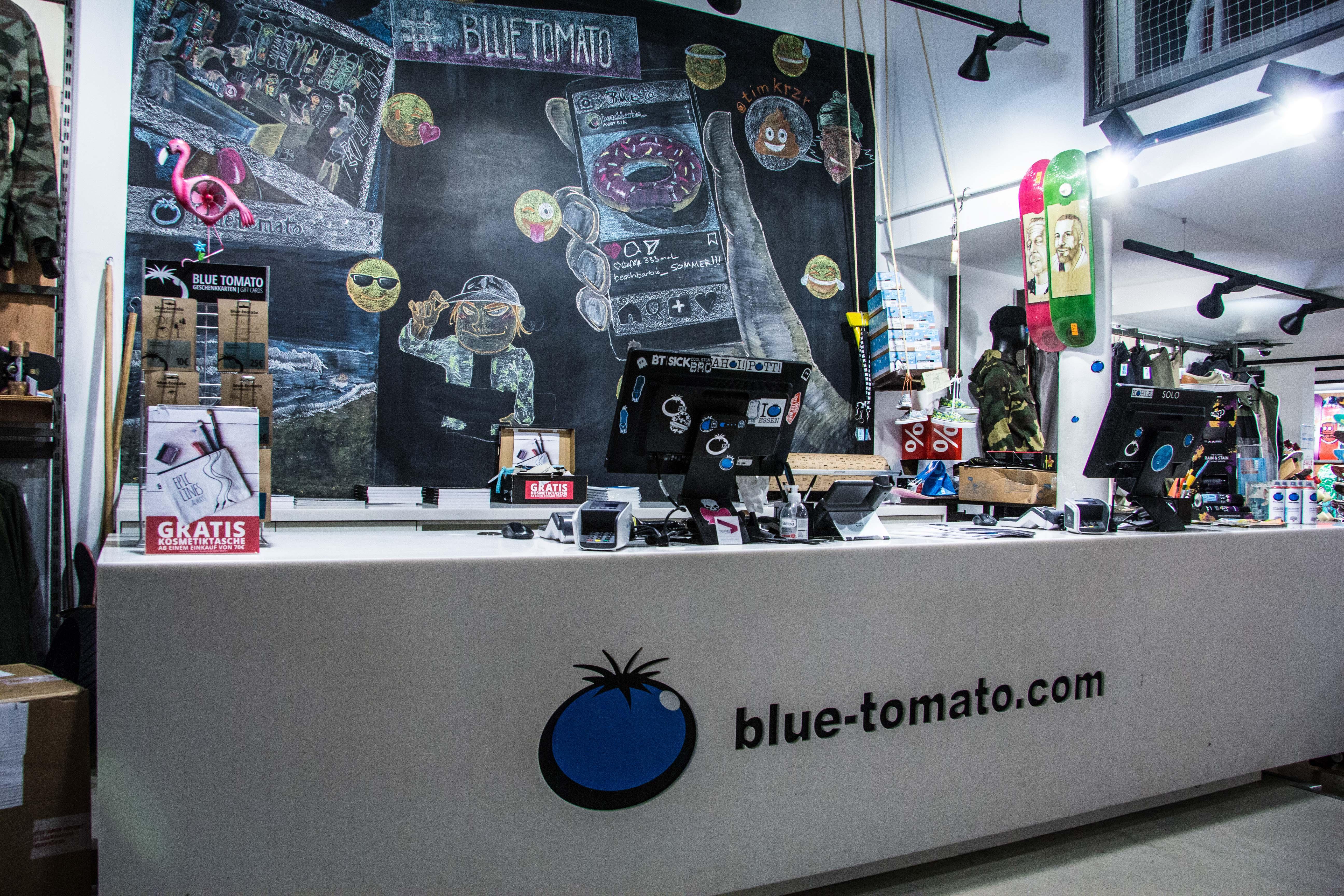Blue Tomato Shop Essen