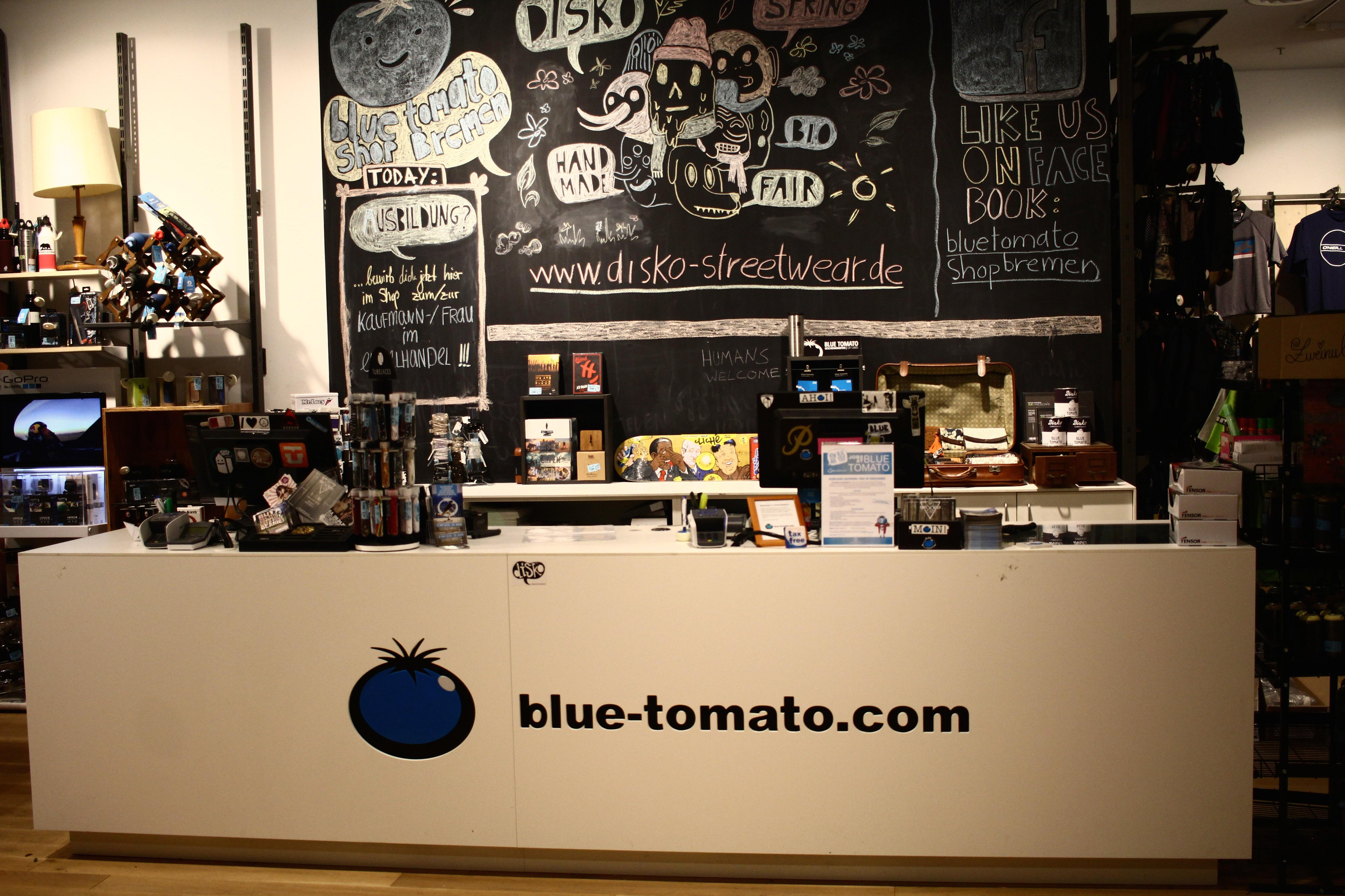 Blue Tomato Shop Bremen