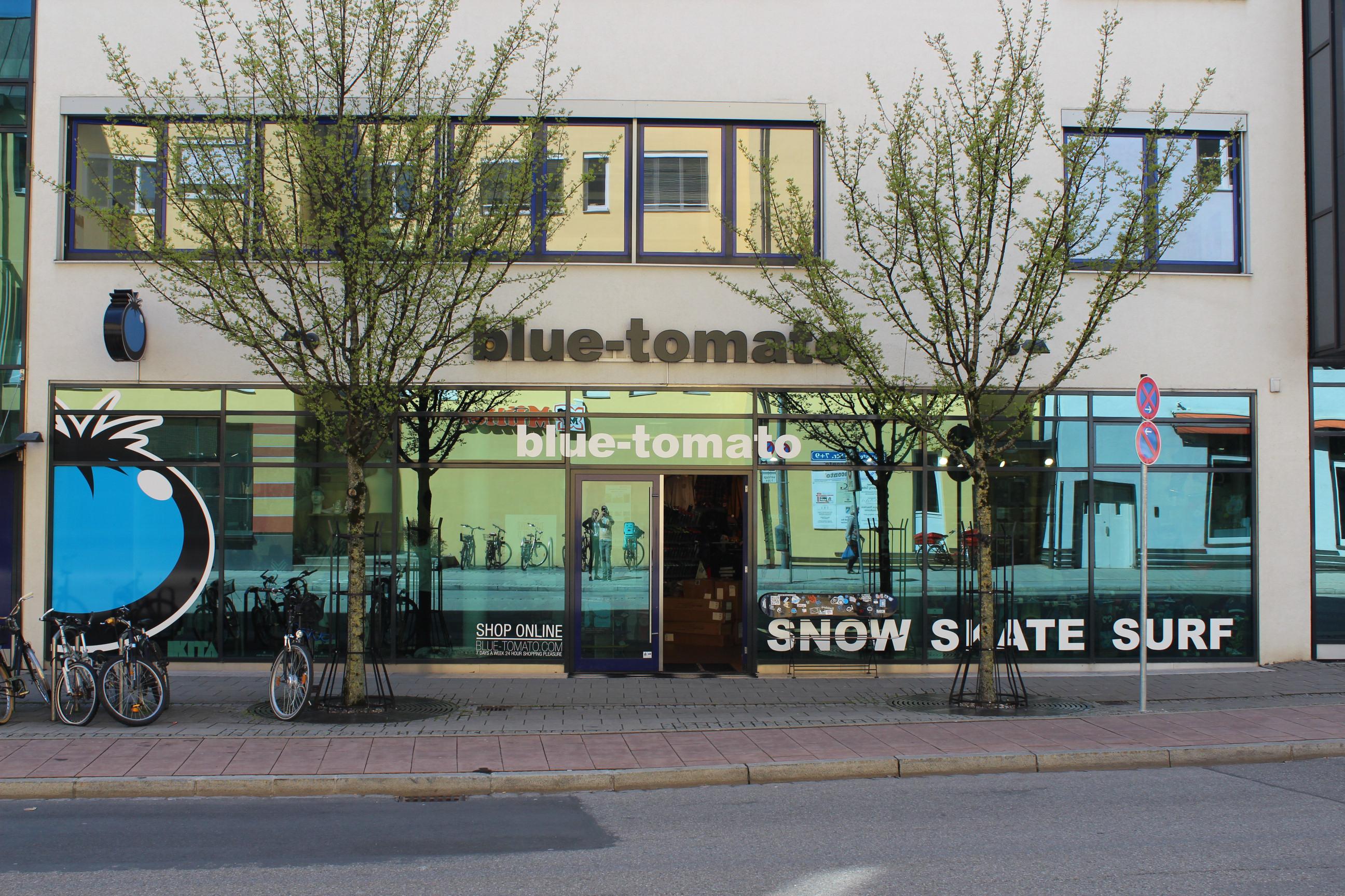 Blue Tomato Shop Rosenheim