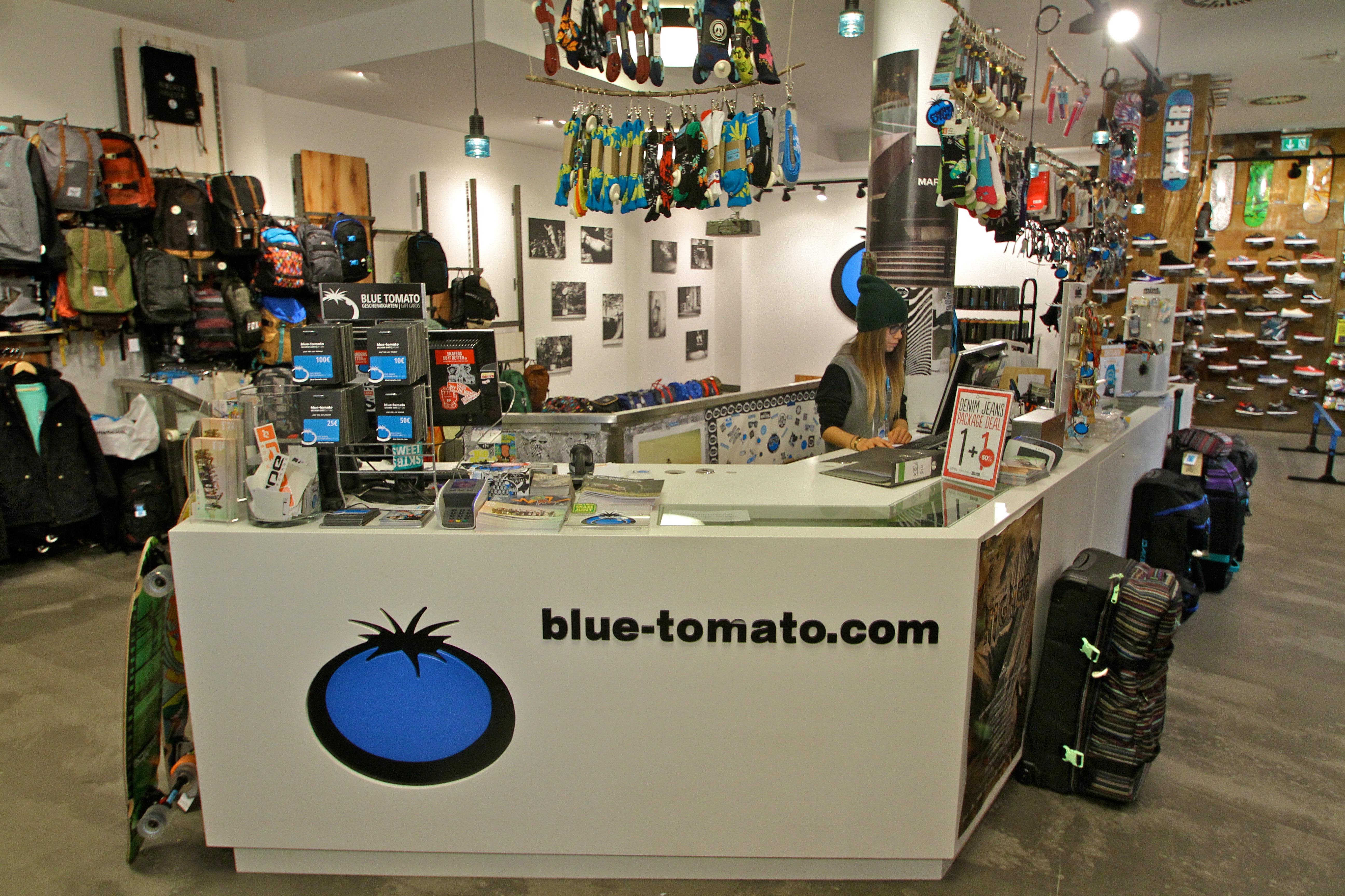 Blue Tomato Shop Stuttgart