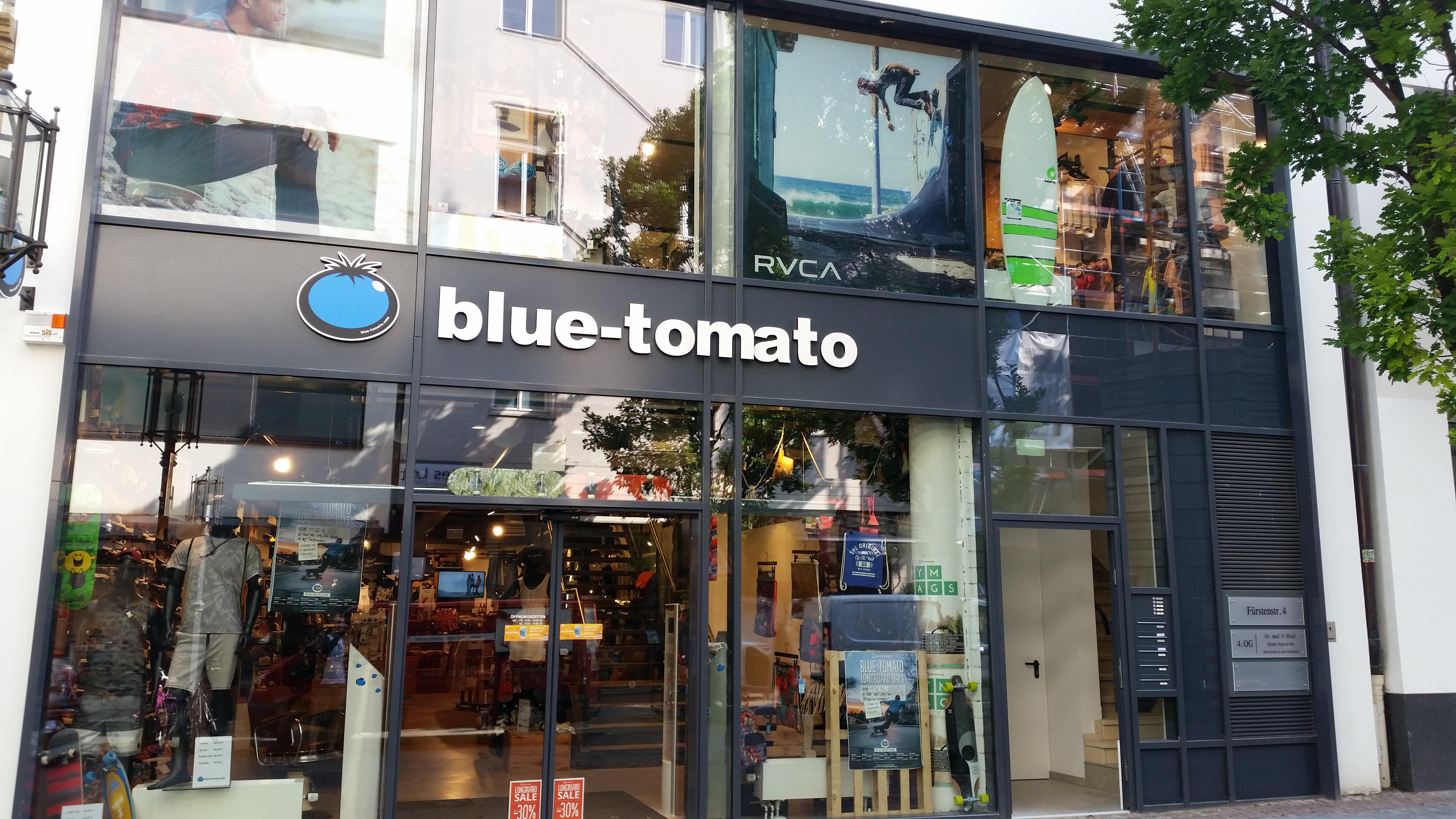 Blue Tomato Shop Bonn