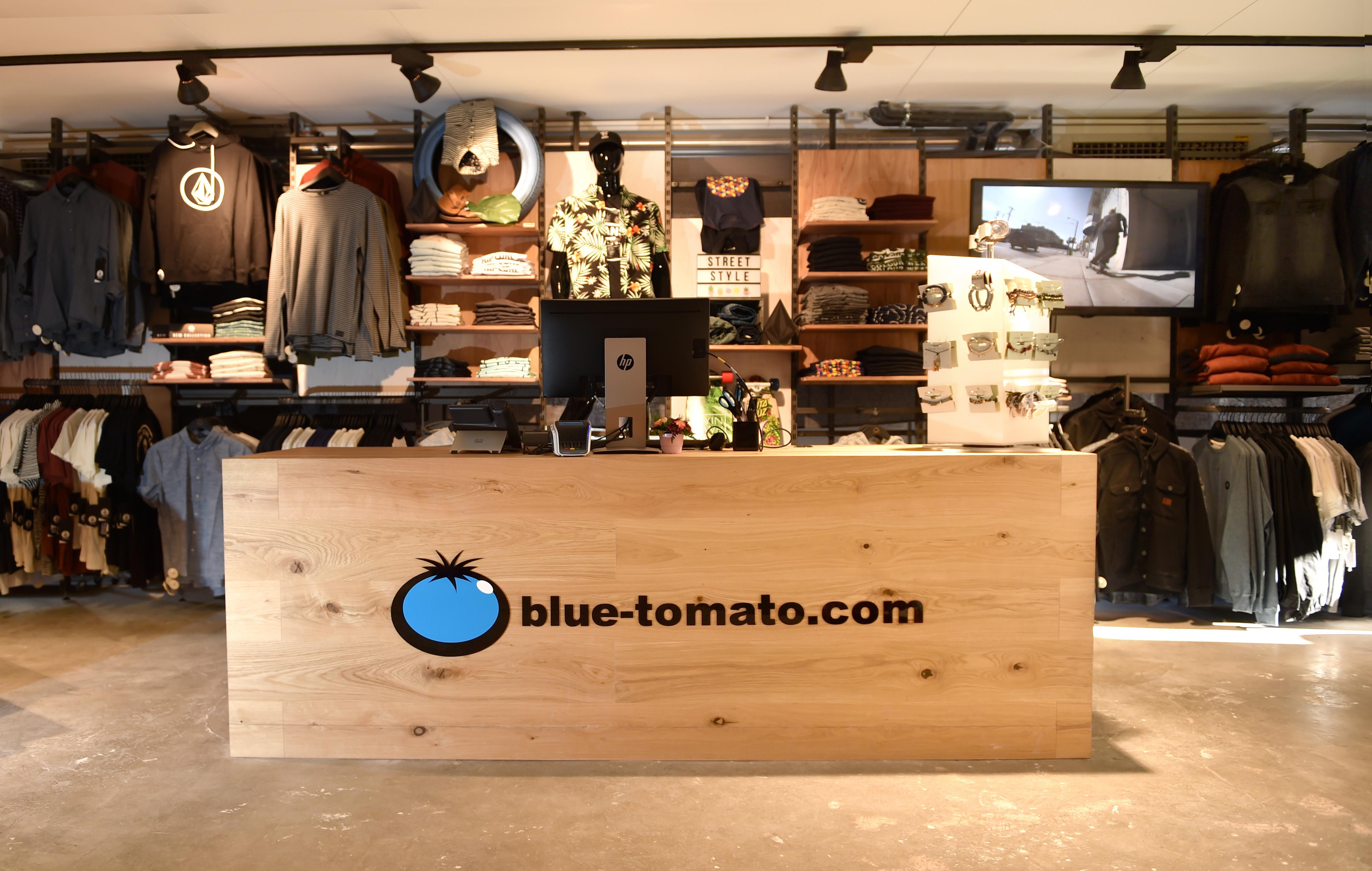 Blue Tomato Shop Luzern