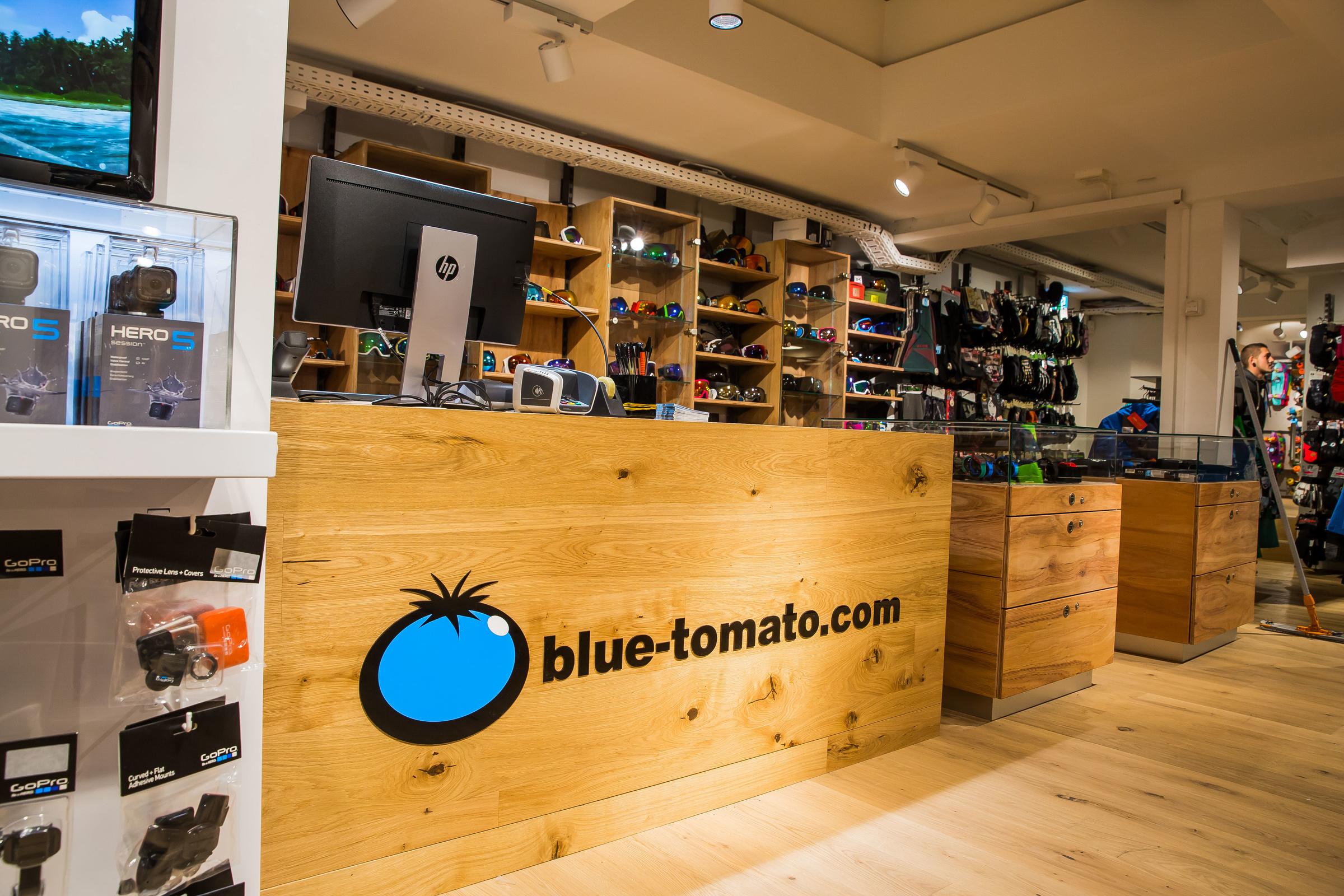 Blue Tomato Shop Zürich
