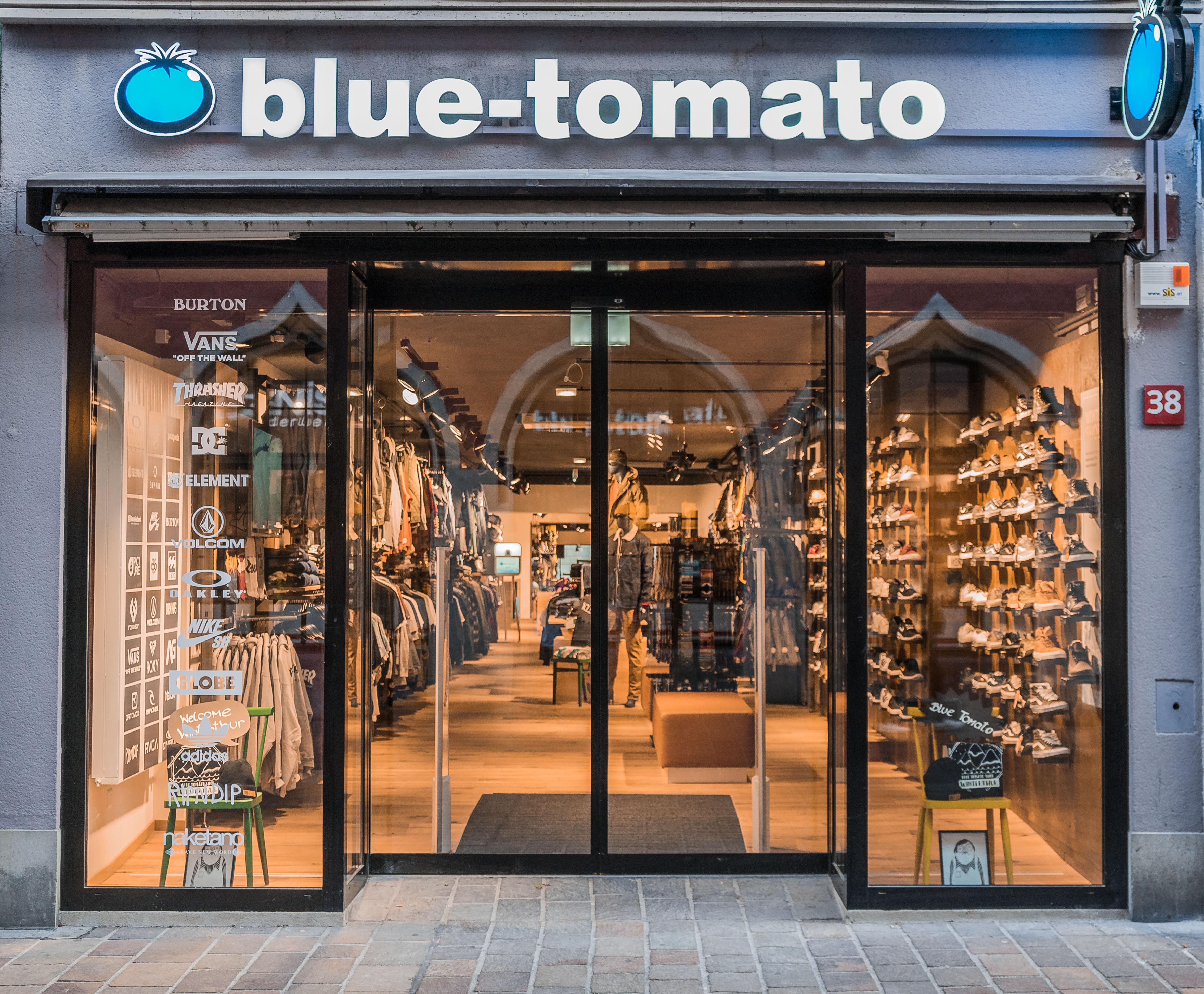Blue Tomato Shop Winterthur