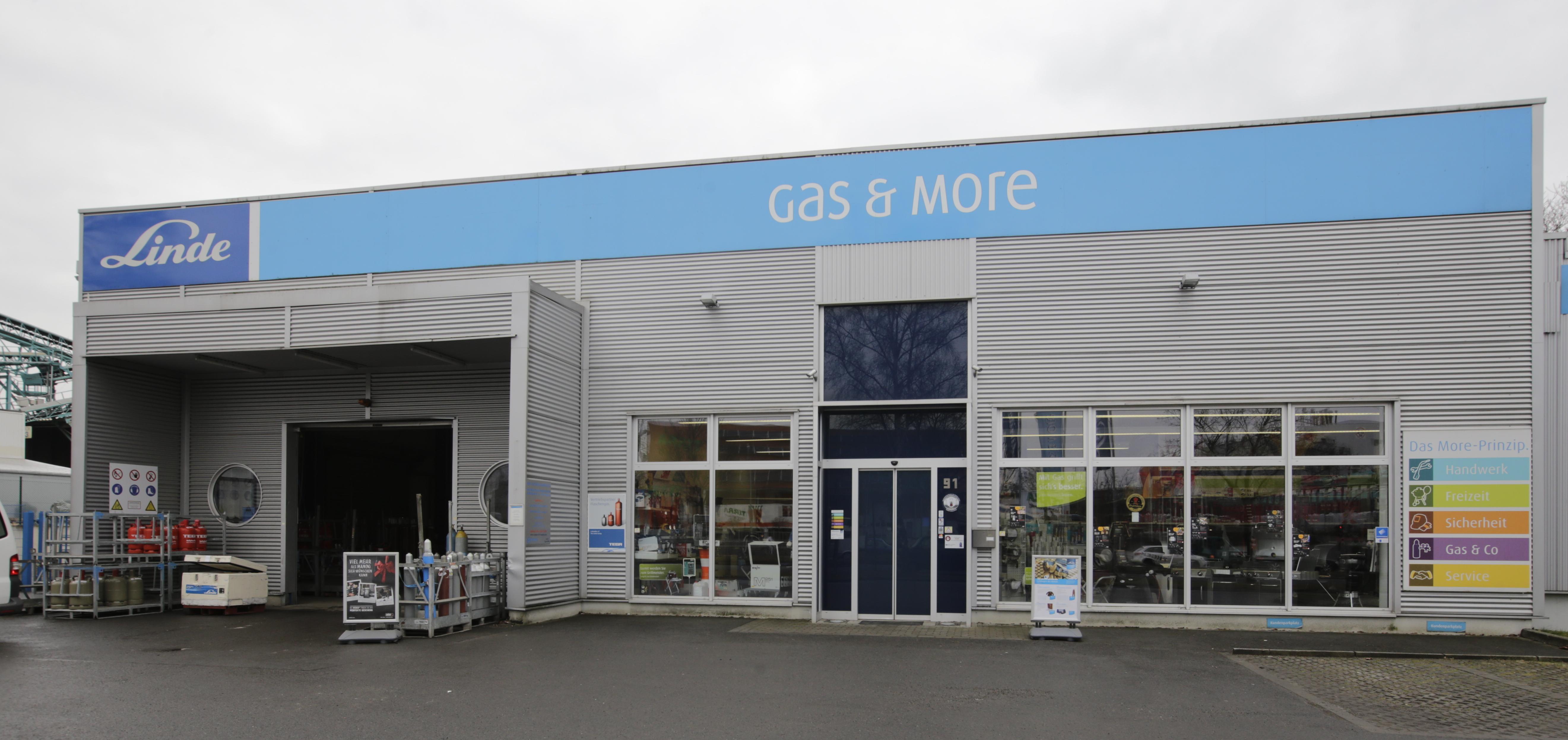 Linde Gas & More Berlin Süd