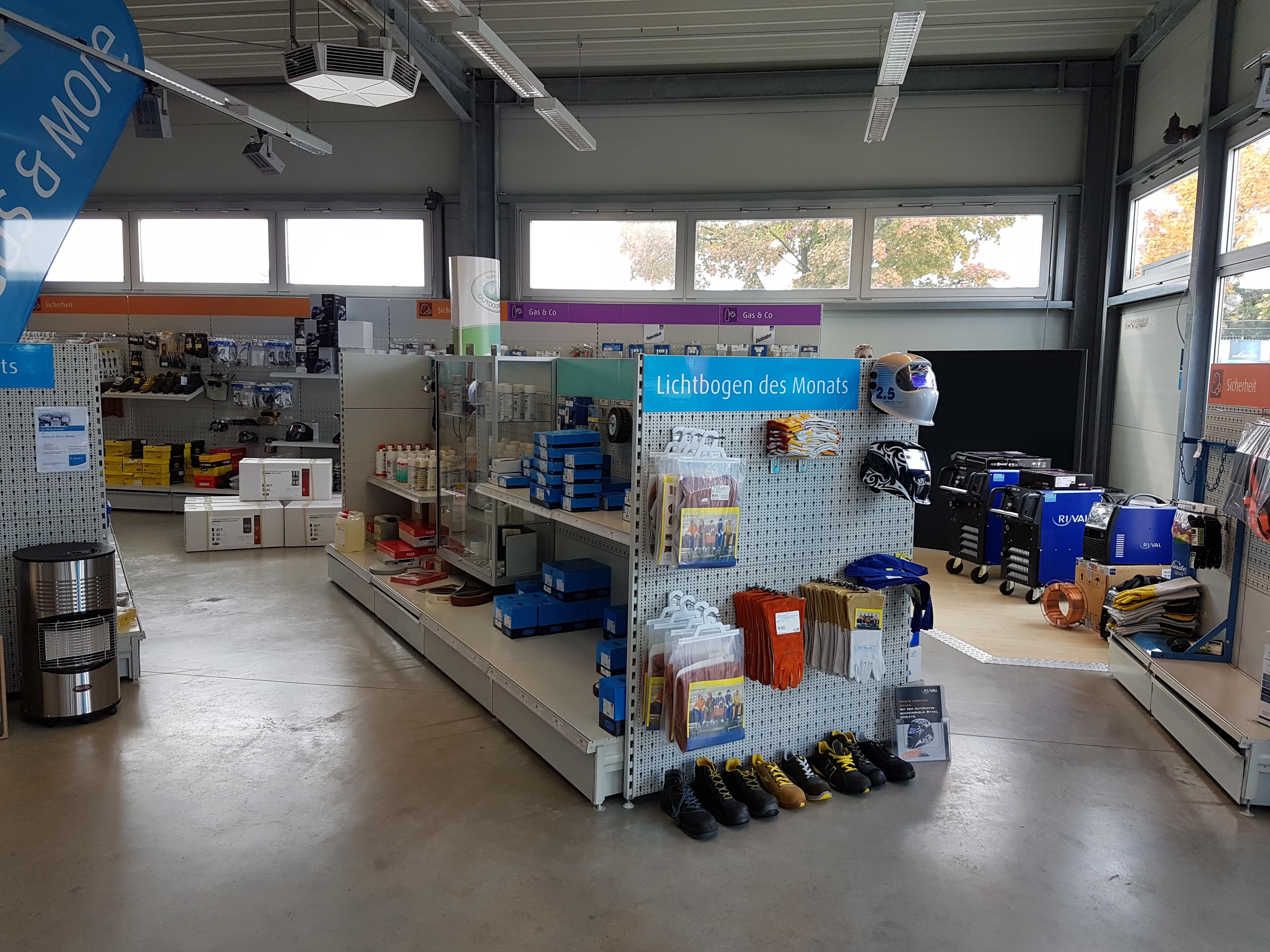 Linde Gas & More Nürnberg