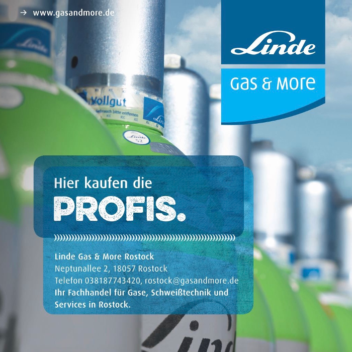 Bild zu Linde Gas & More Rostock in Rostock