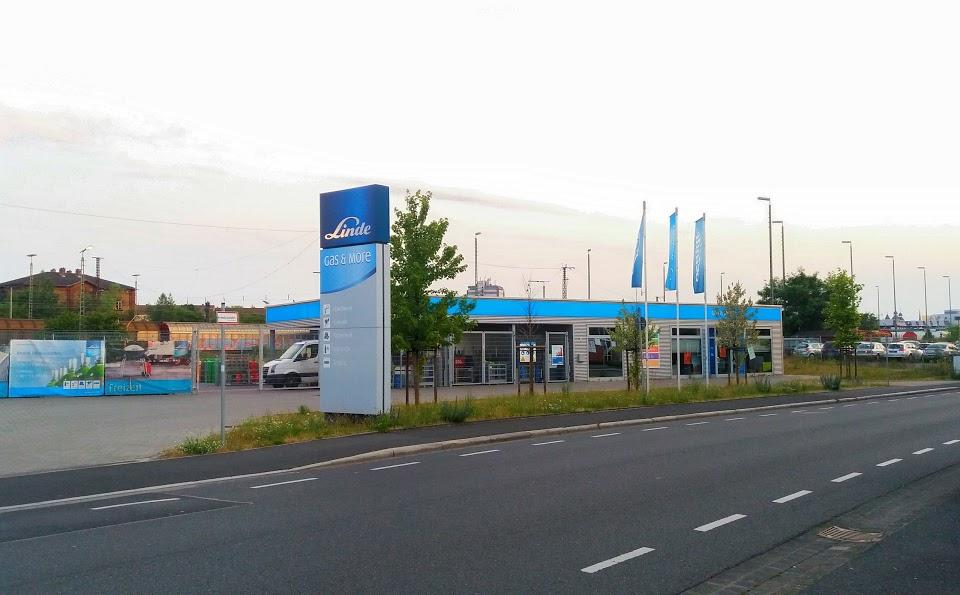 Linde Gas & More Aschaffenburg