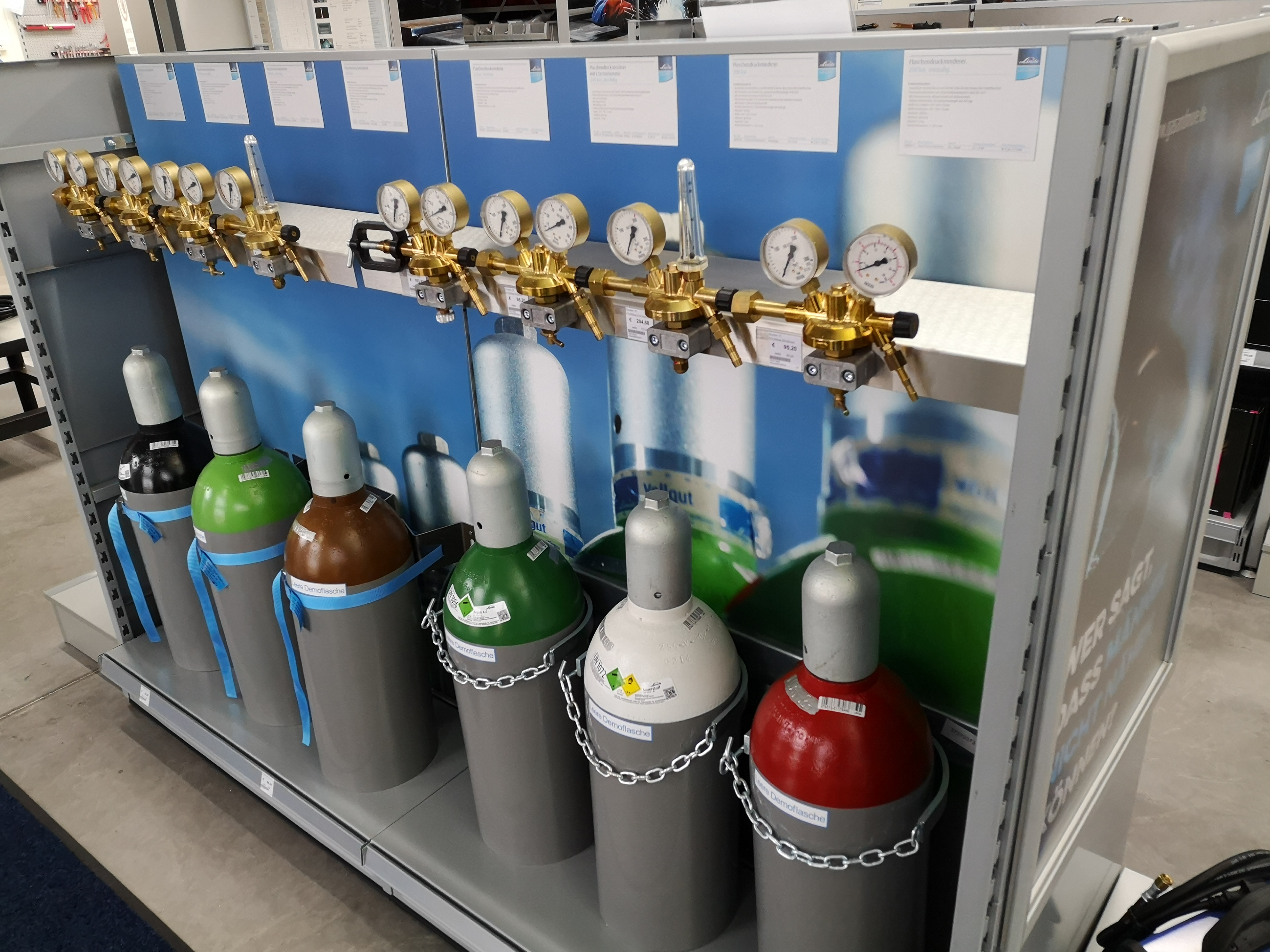 Linde Gas & More Pforzheim