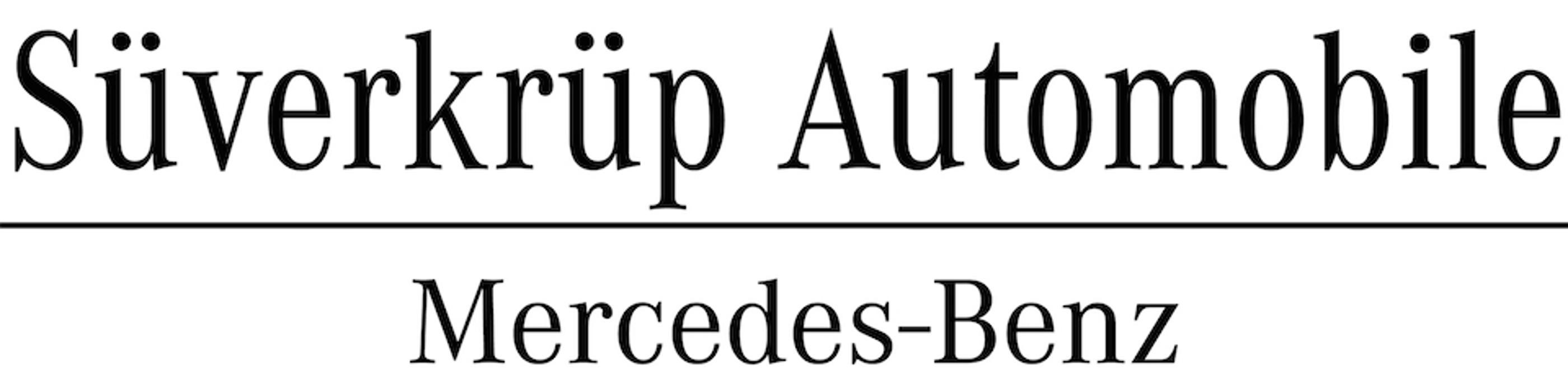 Logo von Mercedes-Benz Süverkrüp Automobile - Kiel
