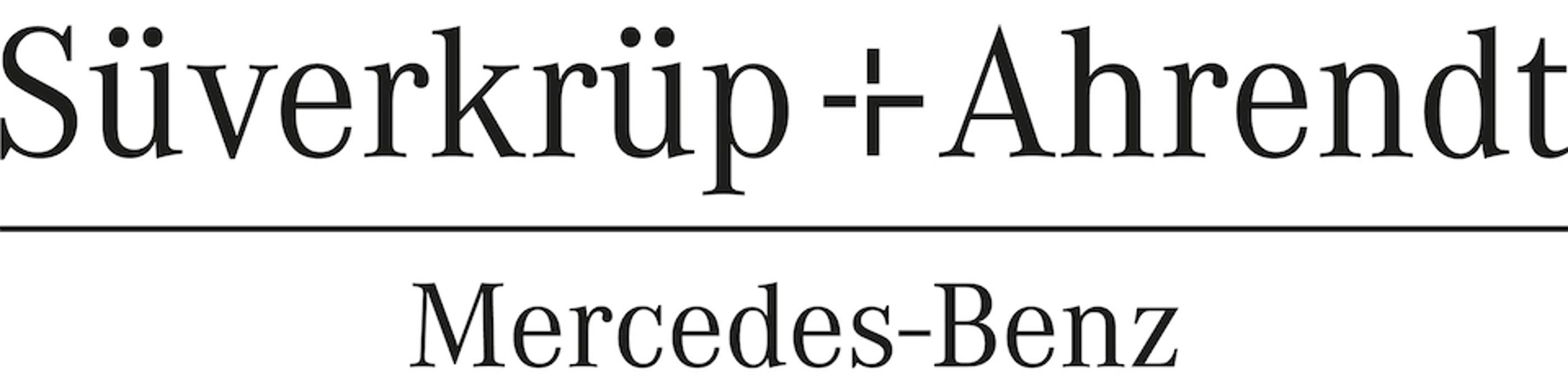 Logo von Mercedes-Benz Süverkrüp+Ahrendt - Eutin