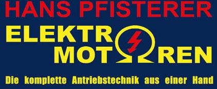 Elektro-Motoren Pfisterer