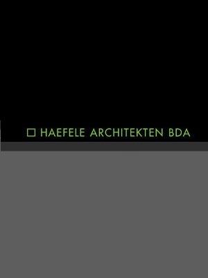 Häfele Architekten BDA HHS GmbH & Co. KG Logo