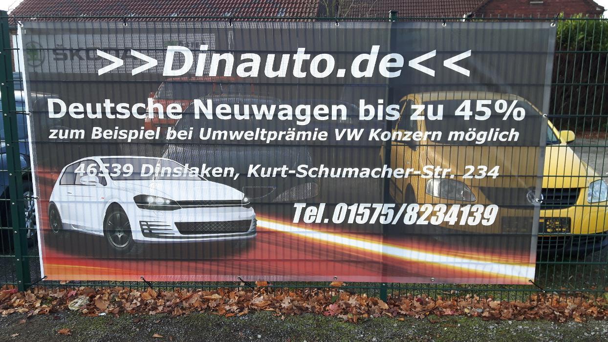 Bild zu Dinauto.de UG (haftungsbeschränkt) in Dinslaken