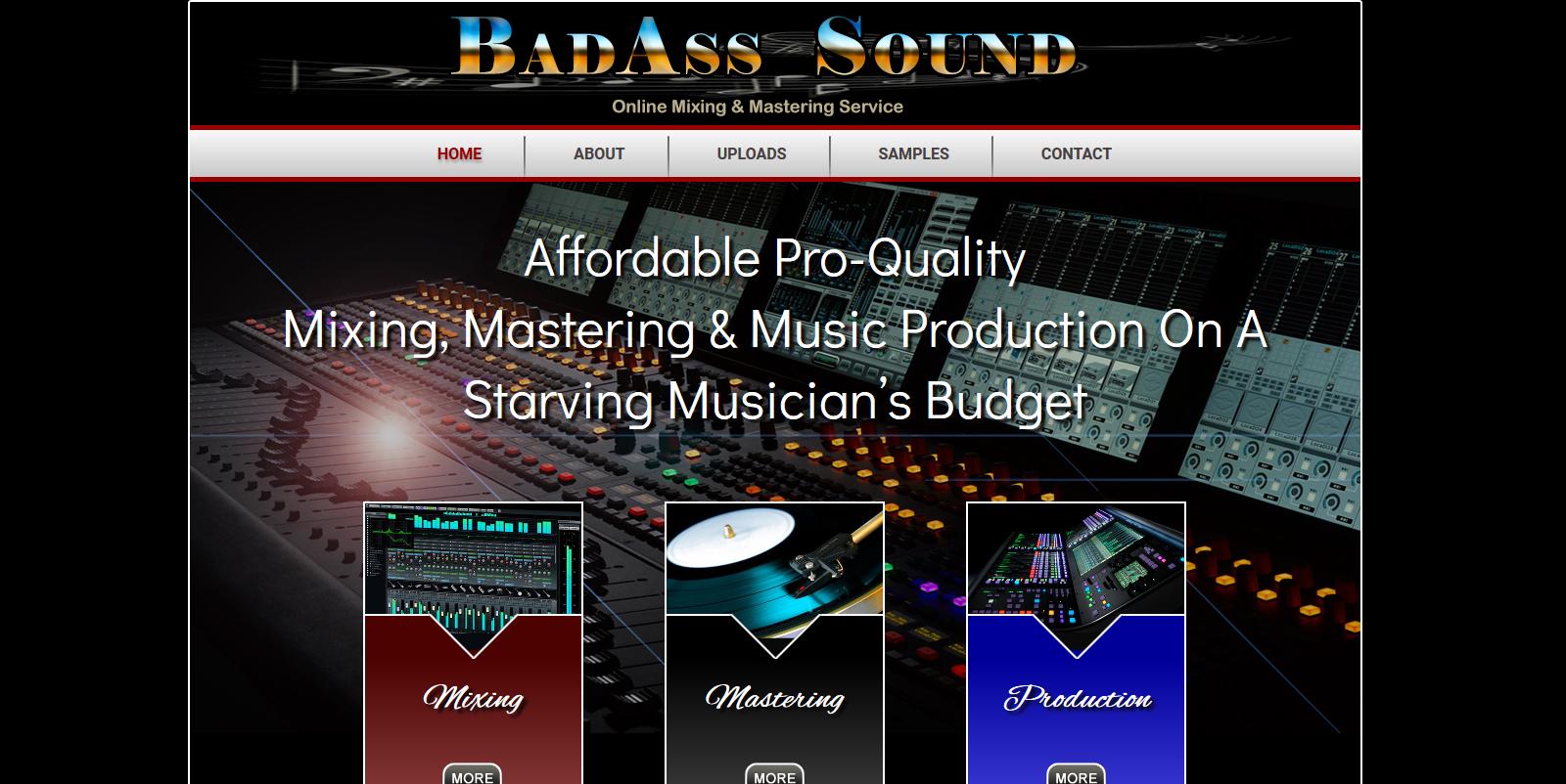 Badass Sound