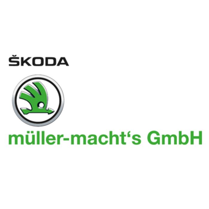 Bild zu Skoda Müller-Macht's GmbH Saarlouis in Saarlouis