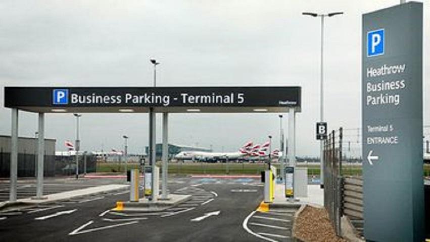 Heathrow Business Parking Terminal 5 - Hounslow, London TW6 2RP - 03443 351000 | ShowMeLocal.com