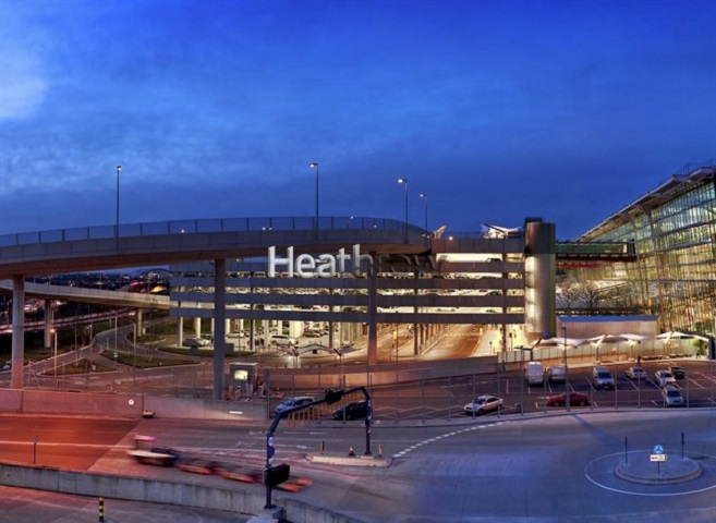 Heathrow Short Stay Parking Terminal 5 - Hounslow, London TW6 2GA - 03443 351000 | ShowMeLocal.com