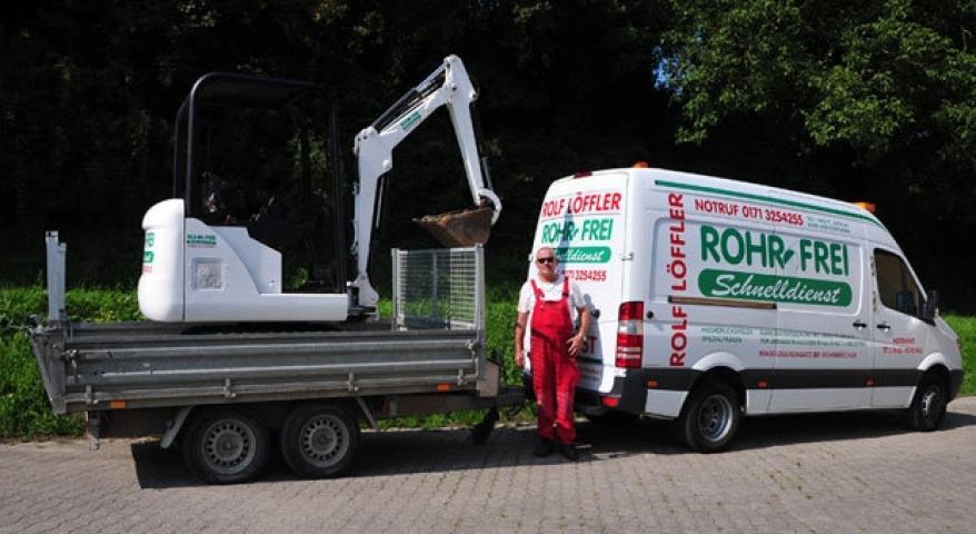 Rohr-Frei Schnelldienst Rolf Löffler