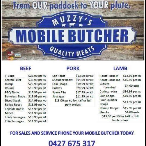 Muzzy's Quality Meats