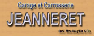 GARAGE CARROSSERIE JEANNERET SARL