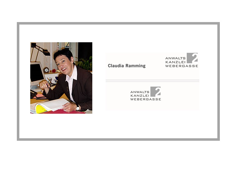 Claudia Ramming, Rechtsanwältin