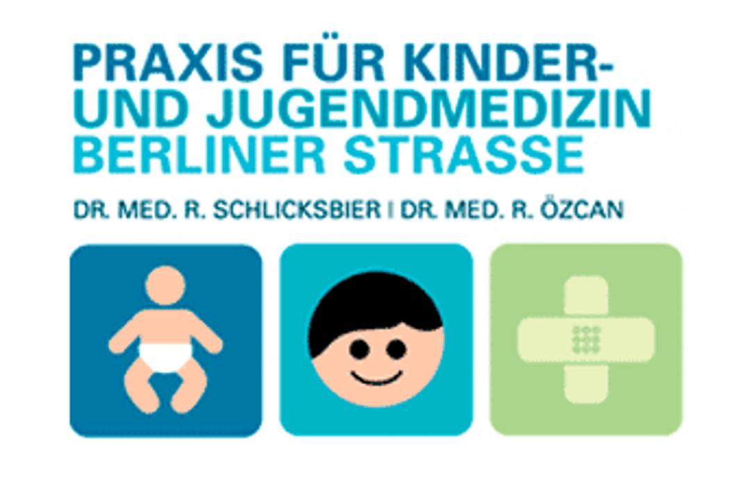 Bild zu Praxis für Kinder- und Jugendmedizin Berliner Strasse - Dr. Schlicksbier, Dr. Özcan in Braunschweig