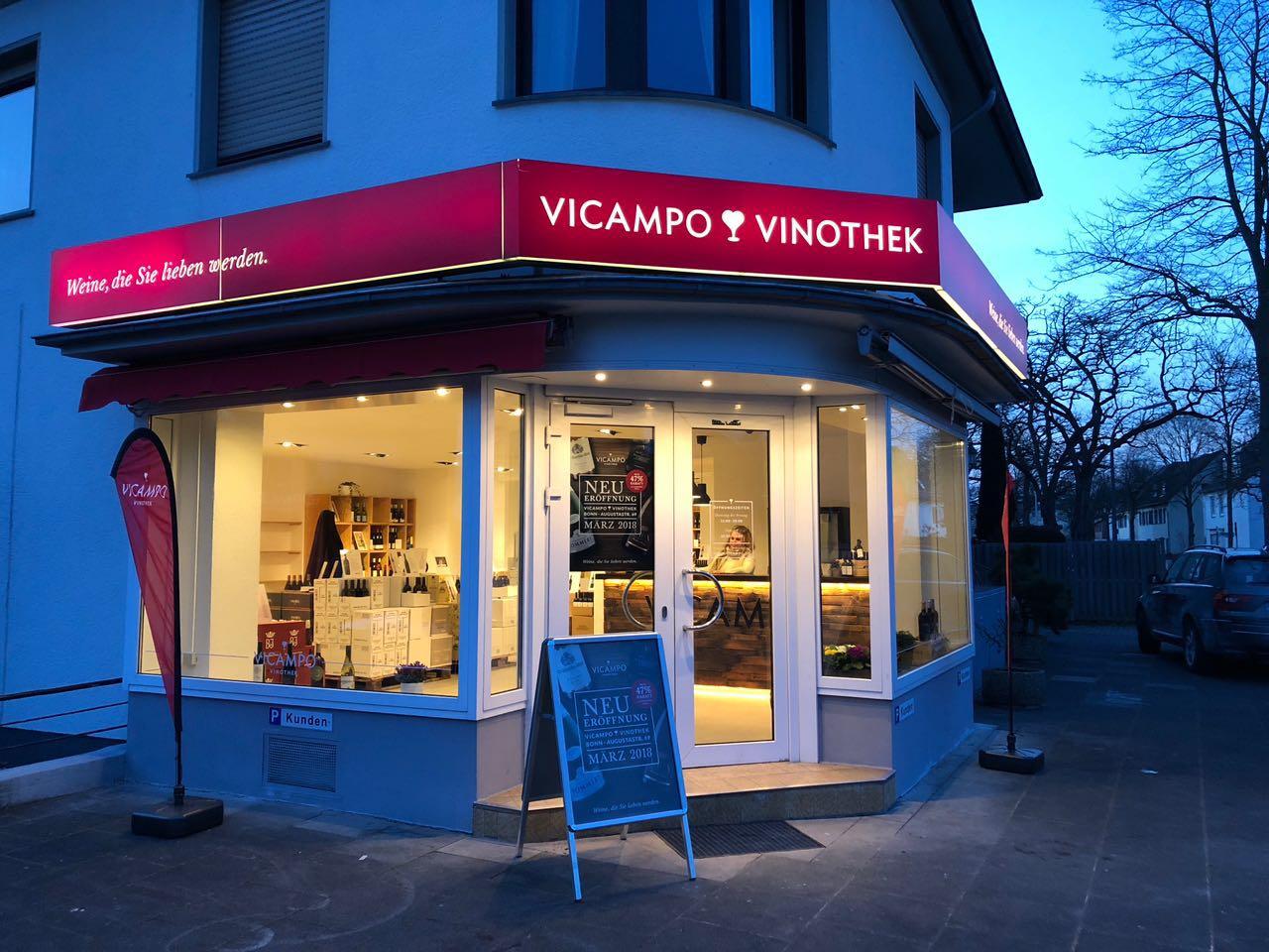 VICAMPO VINOTHEK Bonn