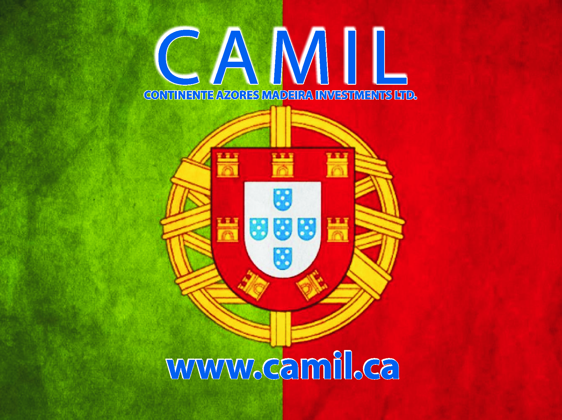 Camil - Continent Azores Madeira Investments Inc
