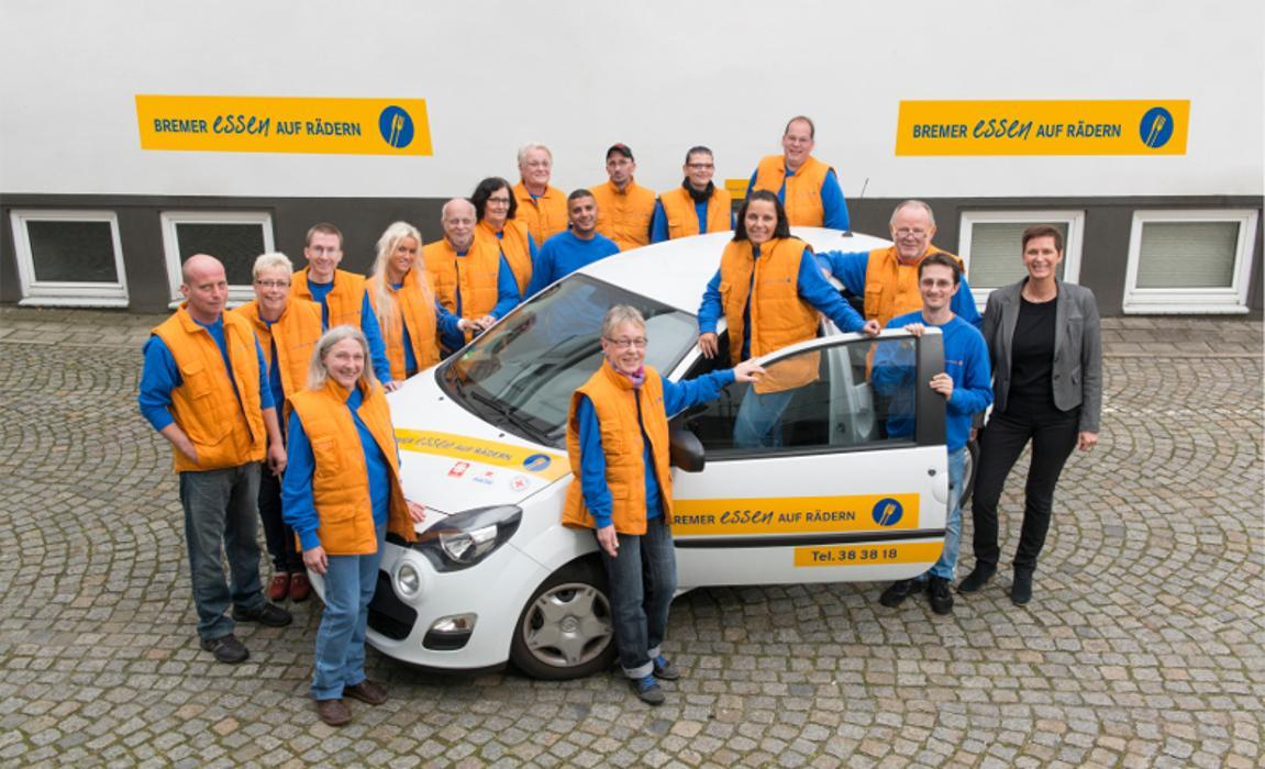 Bremer Essen auf Rädern, Hanse Service GmbH, Parallelweg in Bremen