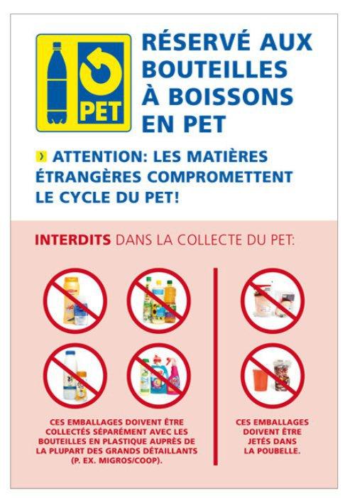 Verein PRS PET-Recycling Schweiz