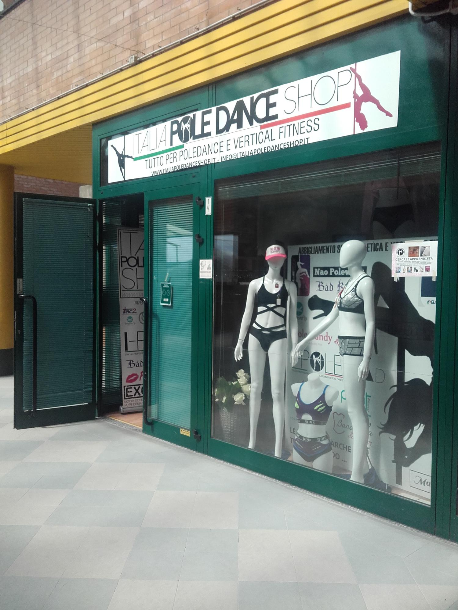 Exclusiva Italia Pole dance Shop