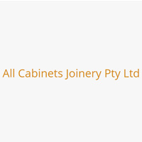 All Cabinets Joinery