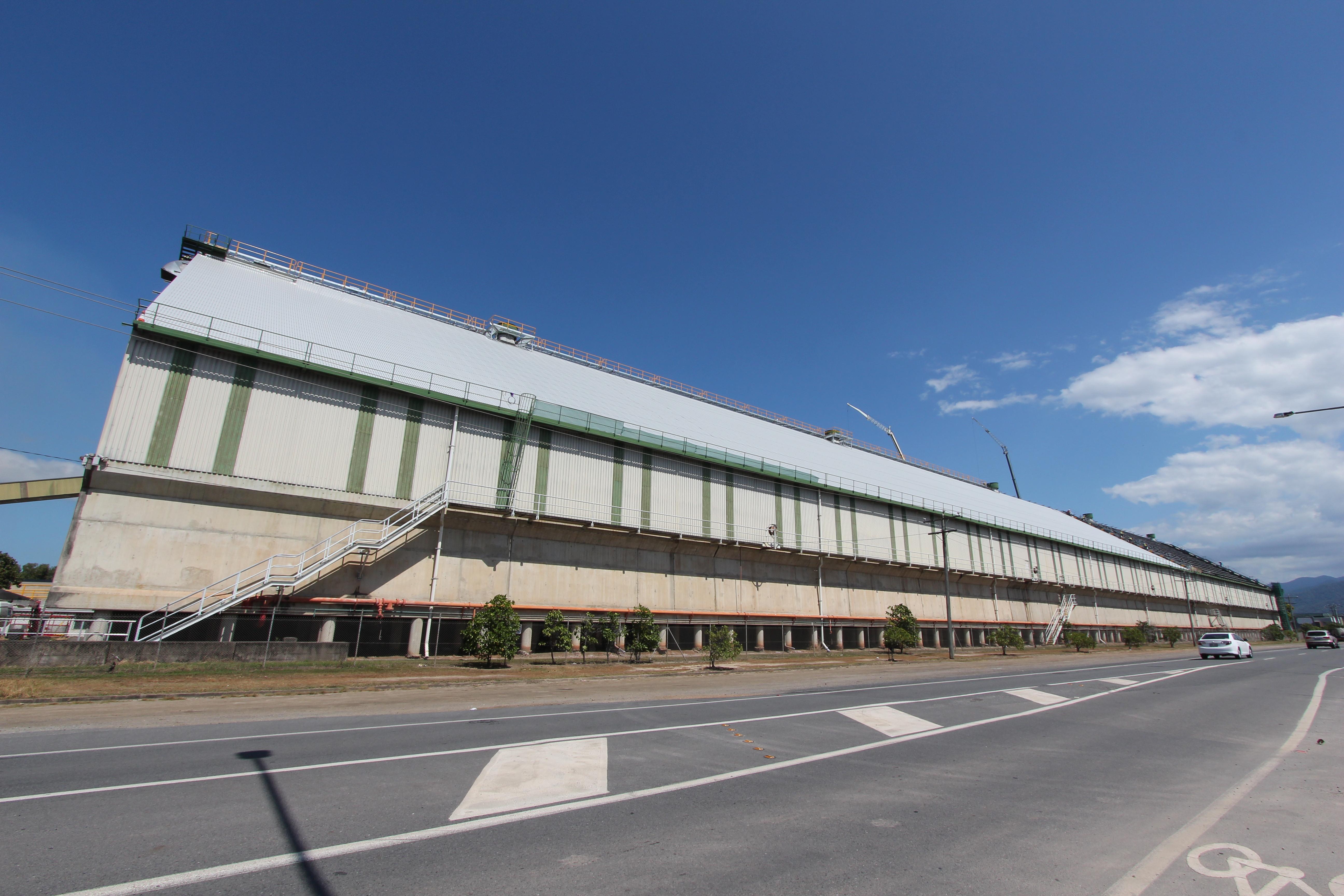 Queensland Industrial Cladding
