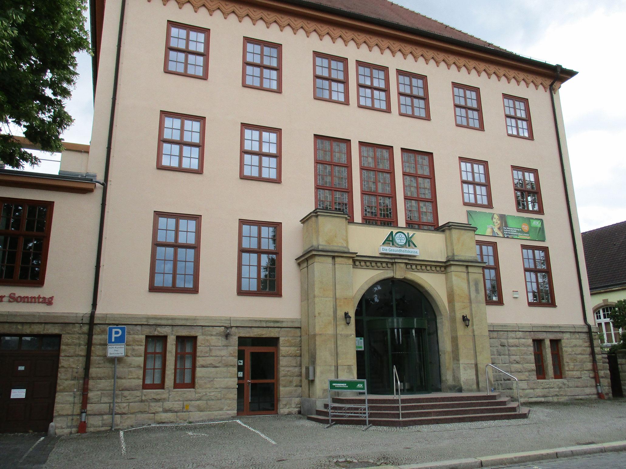 AOK Sachsen-Anhalt