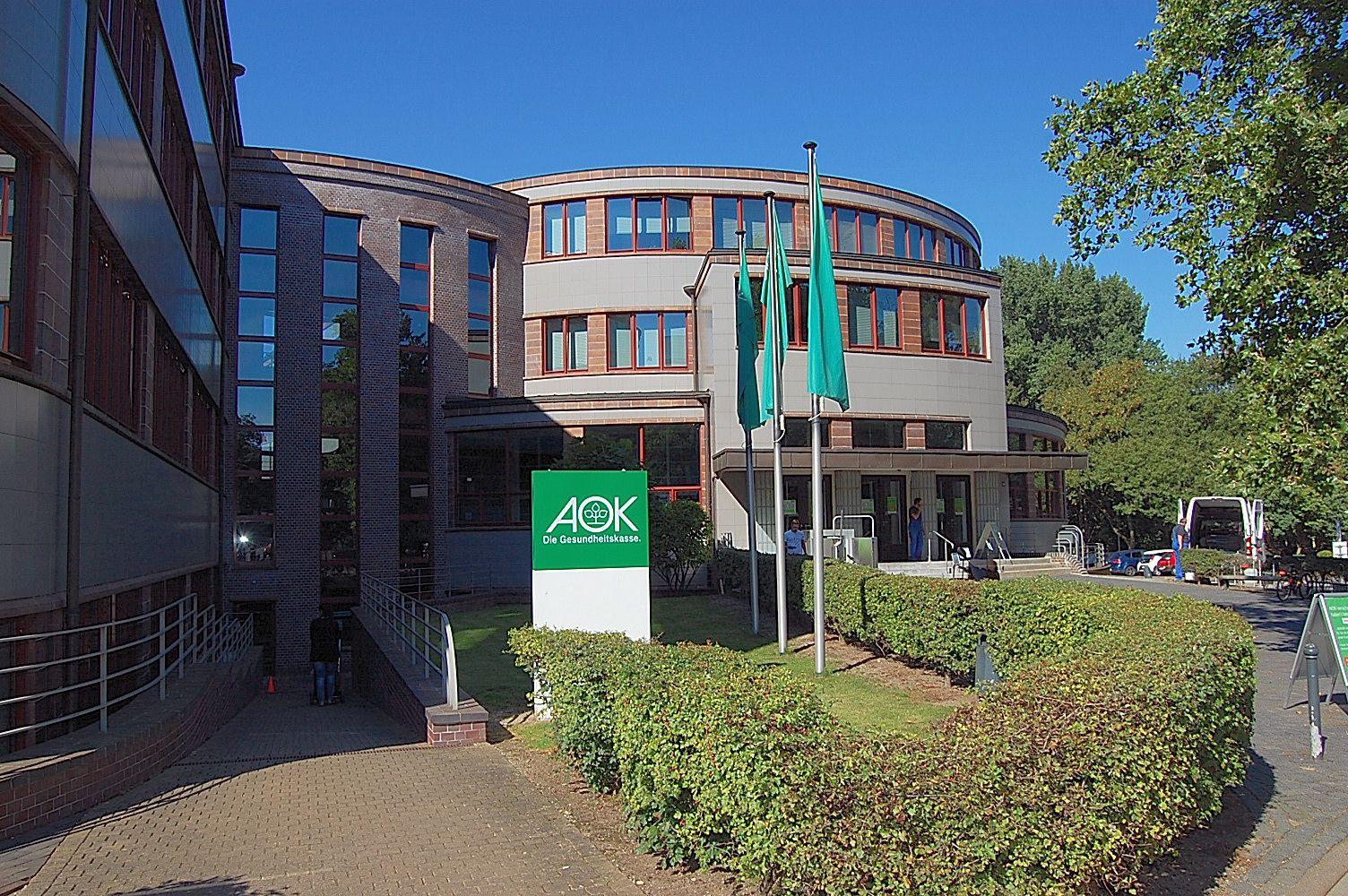 Aok Sachsen-Anhalt Adresse