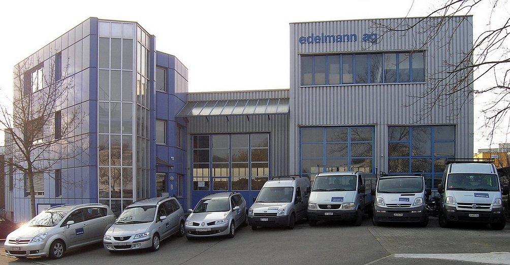 Edelmann Metallbau AG