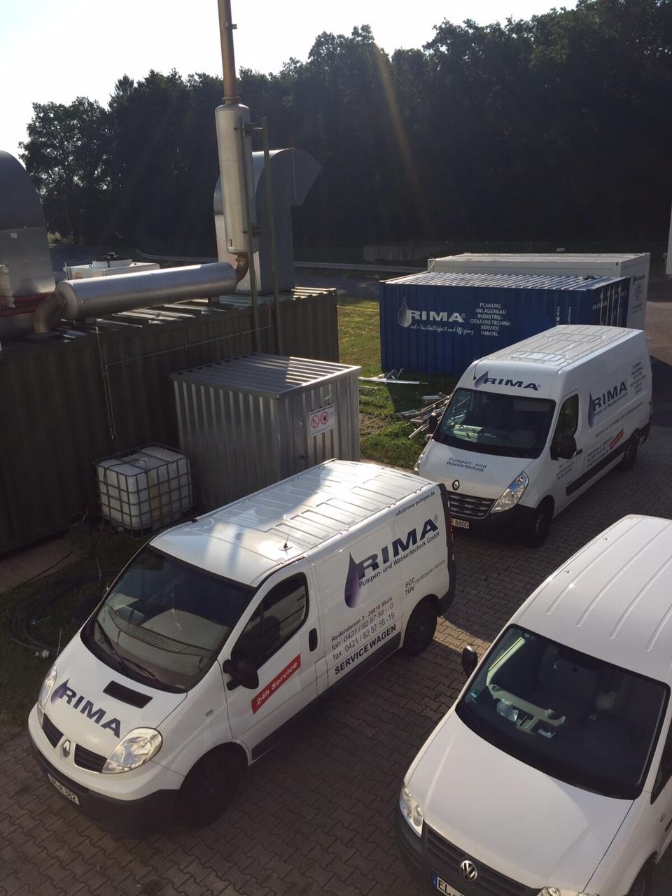 Rima Pumpen- und Wassertechnik GmbH