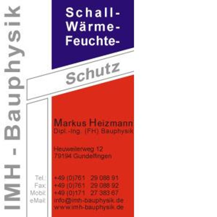 Bild zu IMH-Bauphysik in Gundelfingen im Breisgau