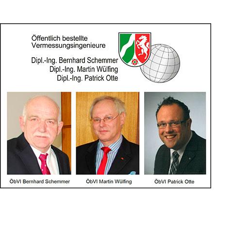 Schemmer Bernhard Dipl.-Ing., Wülfing Martin Dipl.-Ing., Otte Patrick Dipl.-Ing.
