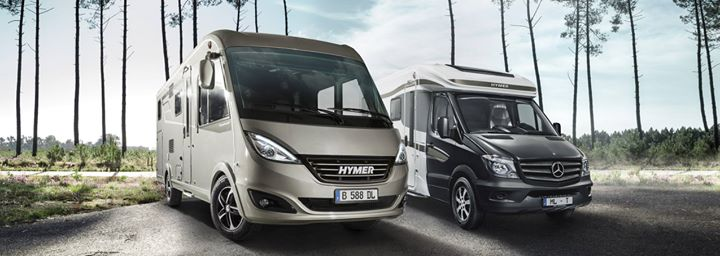 Hymer Center by Hansen Caravan