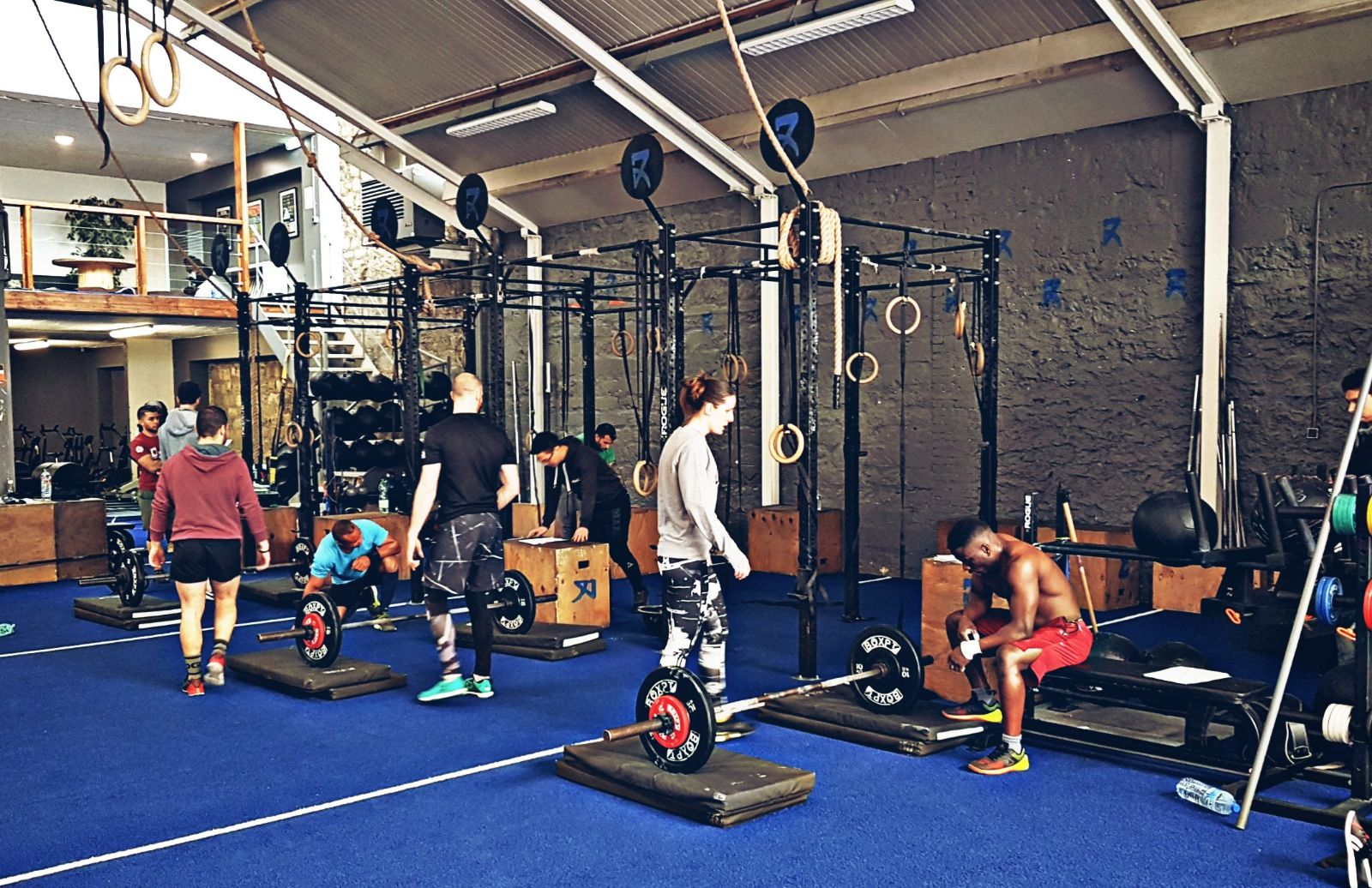 Rurôni CrossFit