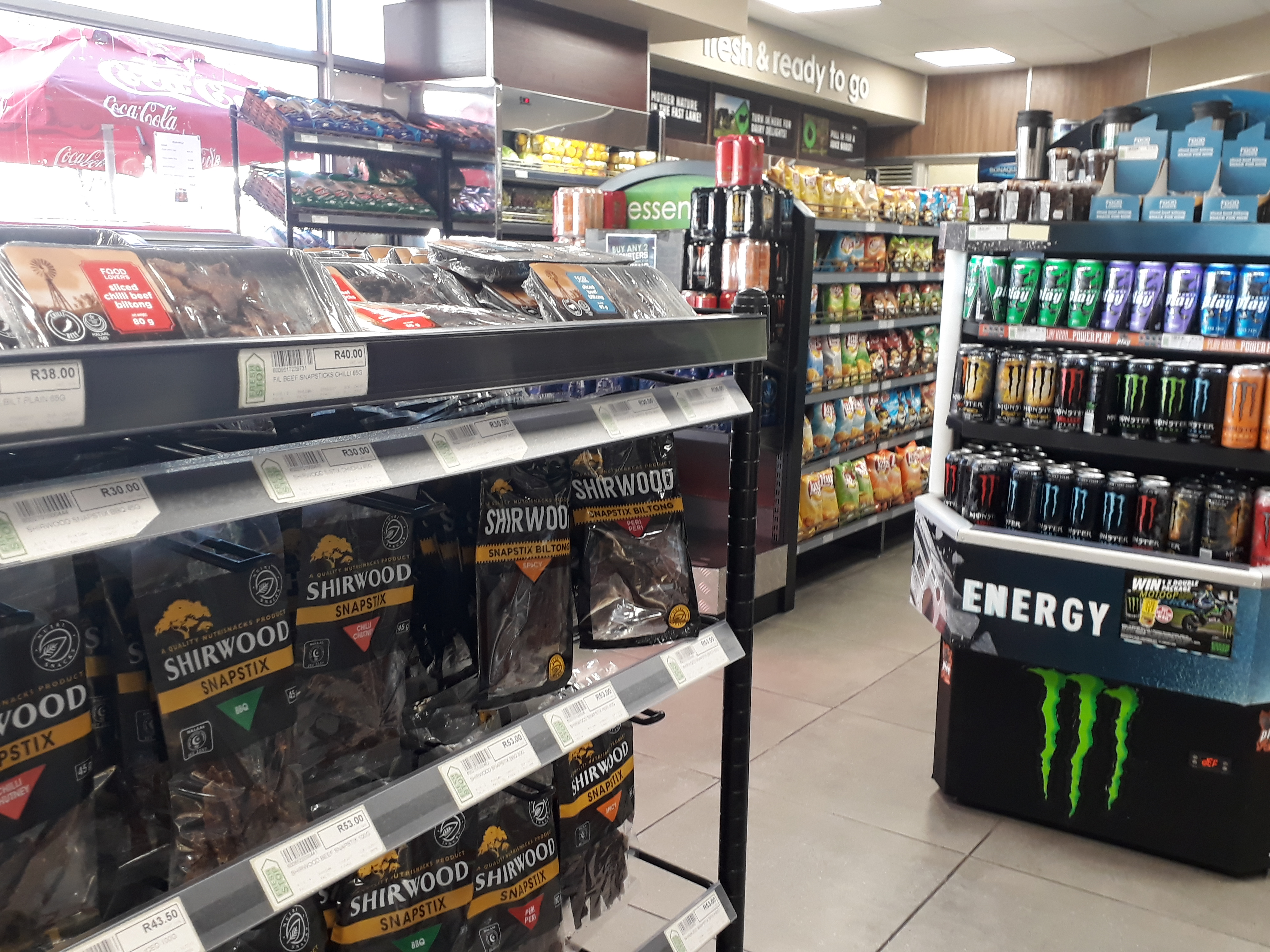 FreshStop at Caltex Alice Street