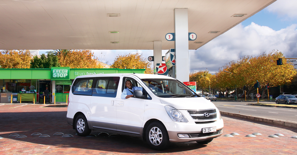 FreshStop at Caltex Garsfontein Motors