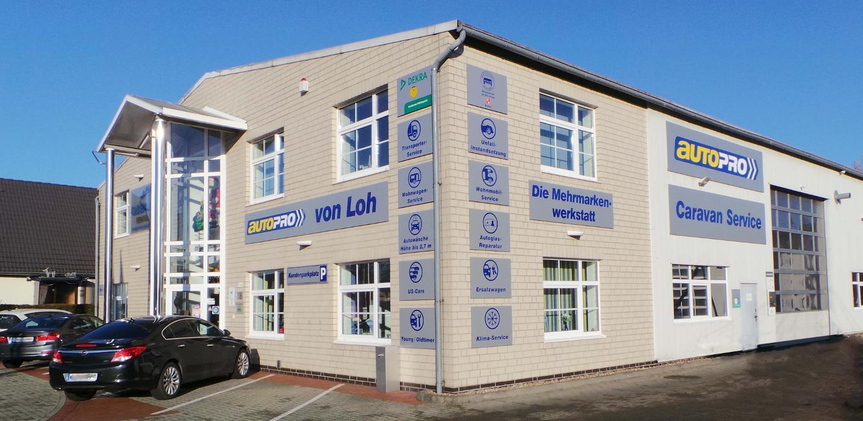 von Loh GmbH & Co. KG, Ermlandstraße in Bremen