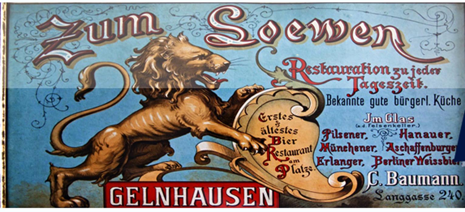 Bild zu Hotel und Restaurant Zum Löwen in Gelnhausen